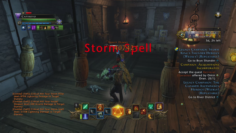 LE0 MENDES playing Neverwinter