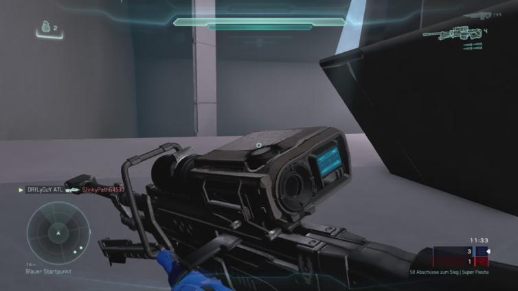 Vengeful Void playing Halo 5: Guardians