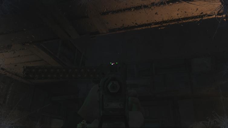 Dyslexcia playing Metro 2033 Redux