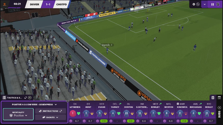 Football Manager 2021 Xbox Edition