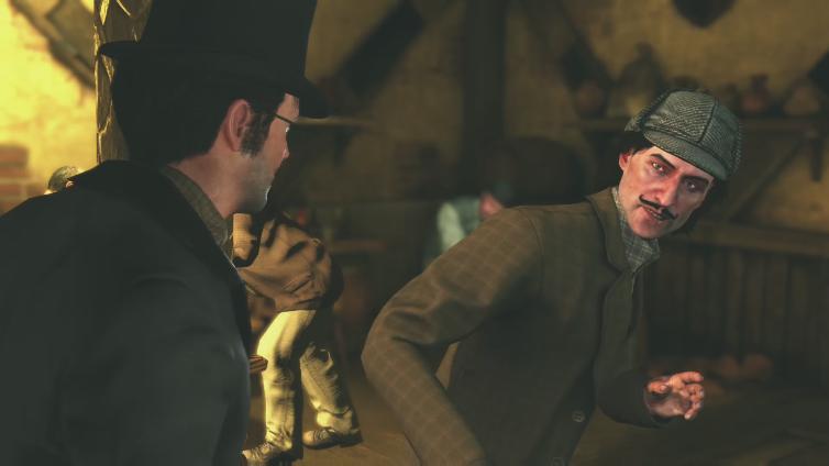 JesusEduardo123 playing Sherlock Holmes: The Devil's Daughter