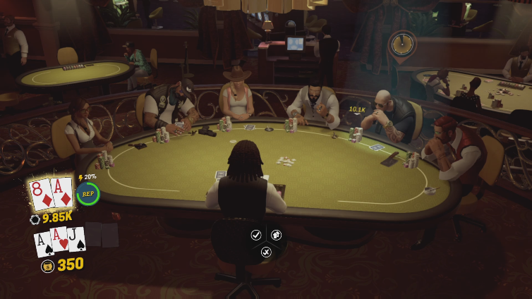 myzz playing Prominence Poker